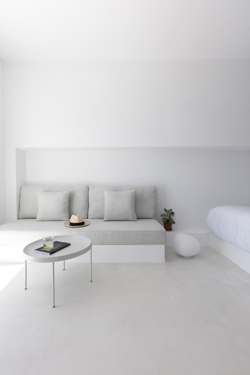 Sommerhaus Fira, Sofa