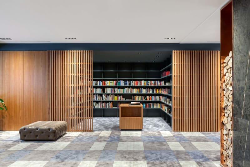 Bibliothek des Tertianum Berlin