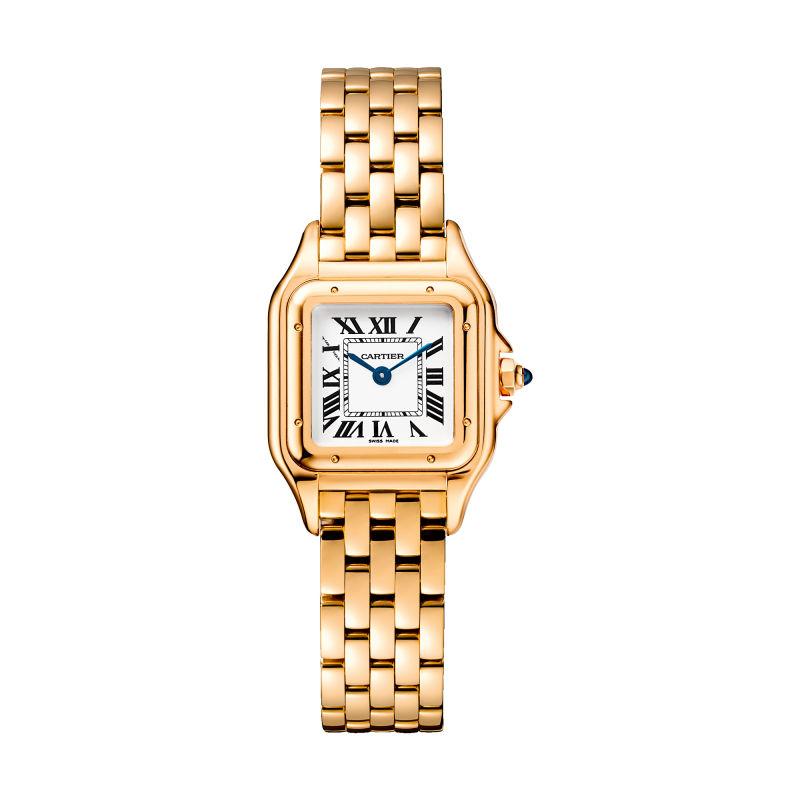 Cartier Uhr gold
