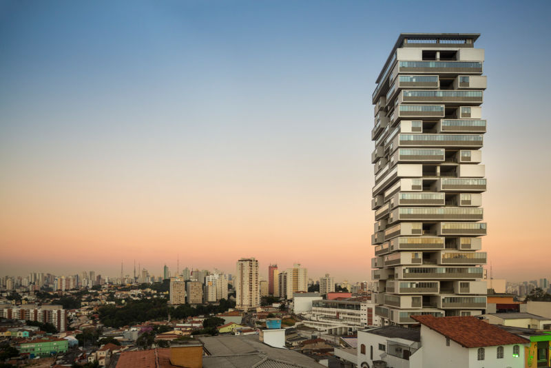 Isay Weinfeld. Edifício 360°