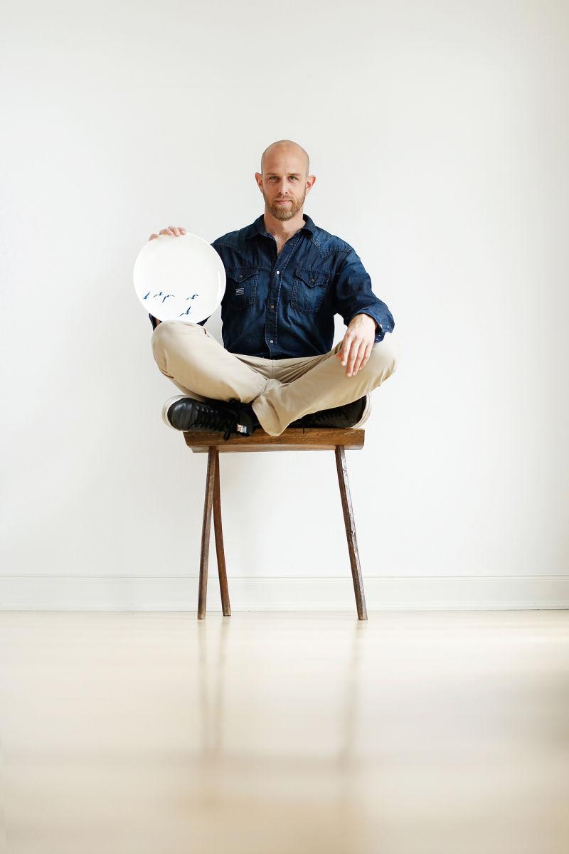 Maik Hansen Porträt
