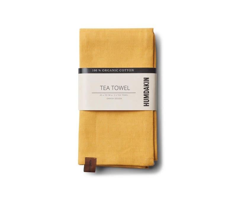 """Organic Tea Towel"", Humdakin"