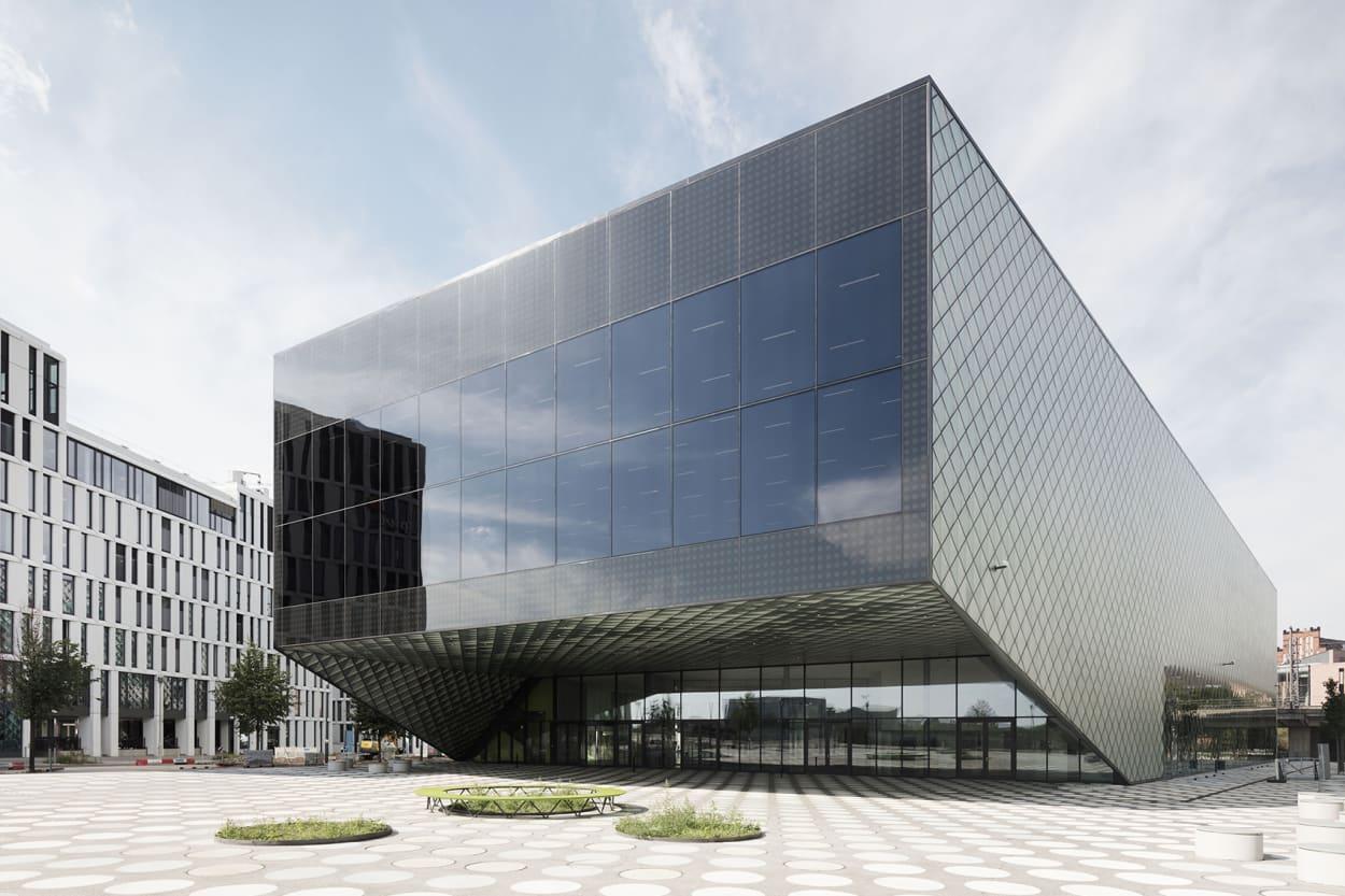 Futurium, Museum, Berlin, Neubau