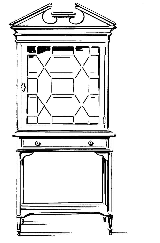 Vitrine Illustration