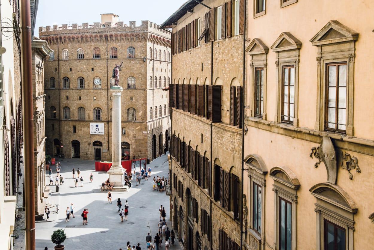 Milu, Boutique-Hotel Florenz, Via de' Tornabuoni