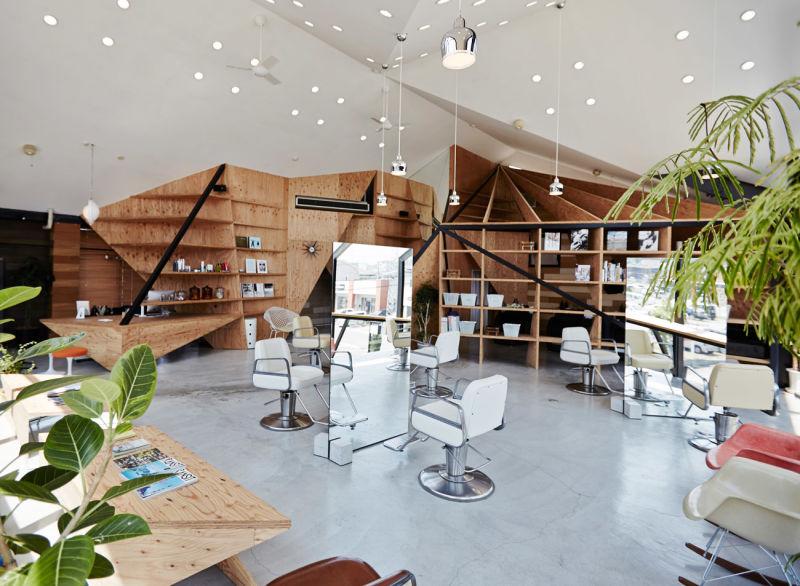 SLUNDRE Hair Salon, Iwaki