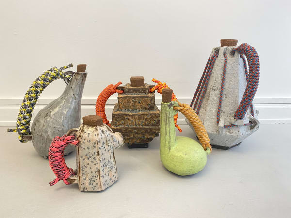Ab Samstag, dem 15. Mai 2021, öffnet Schloss Hollenegg erneut seine Türen für eine zeitgenössische Designausstellung. Mit dabei sind Keramiken von Karl Monies.