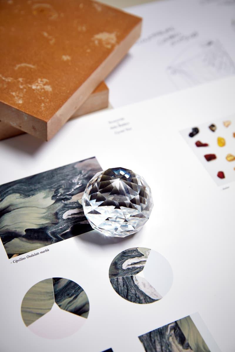 Atelier Swarovski Home Salone 2017