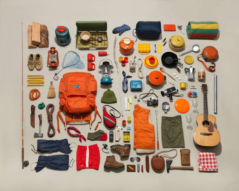 Camping-Kollektion