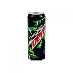 Mountain Dew 330 Ml Can 24 X 330 Ml