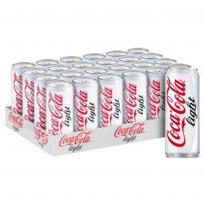 Coca-Cola Light 24X330ML