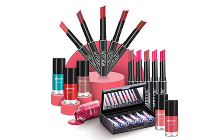 Amway Launches Vibrant Range Of Attitude Colours