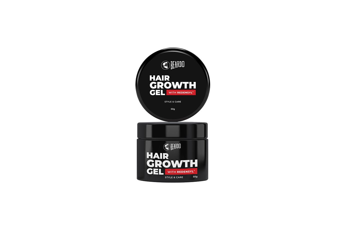 Beardo Hair Growth Gel