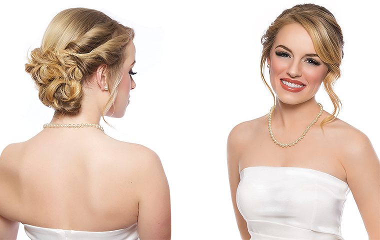 Braid twist hair