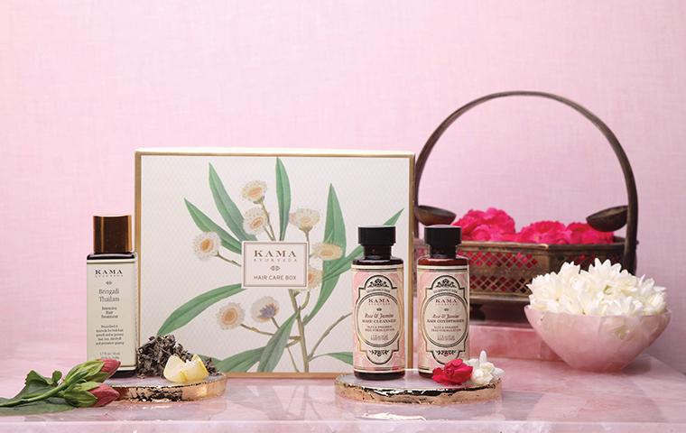 Kama Ayurveda launches three 'Beauty Rituals'