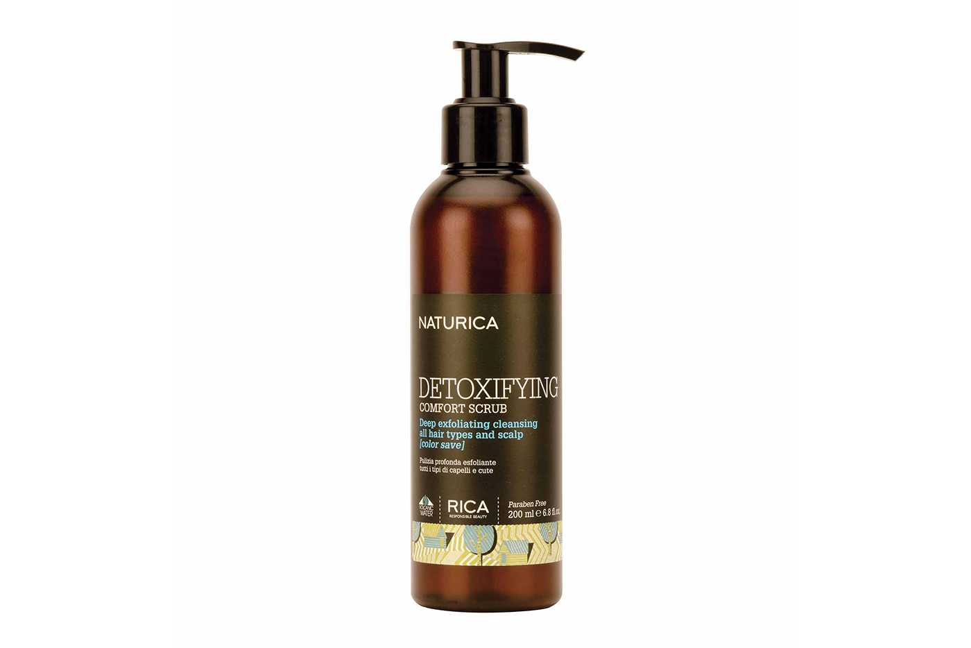 Naturica Detoxifying Comfort Scrub