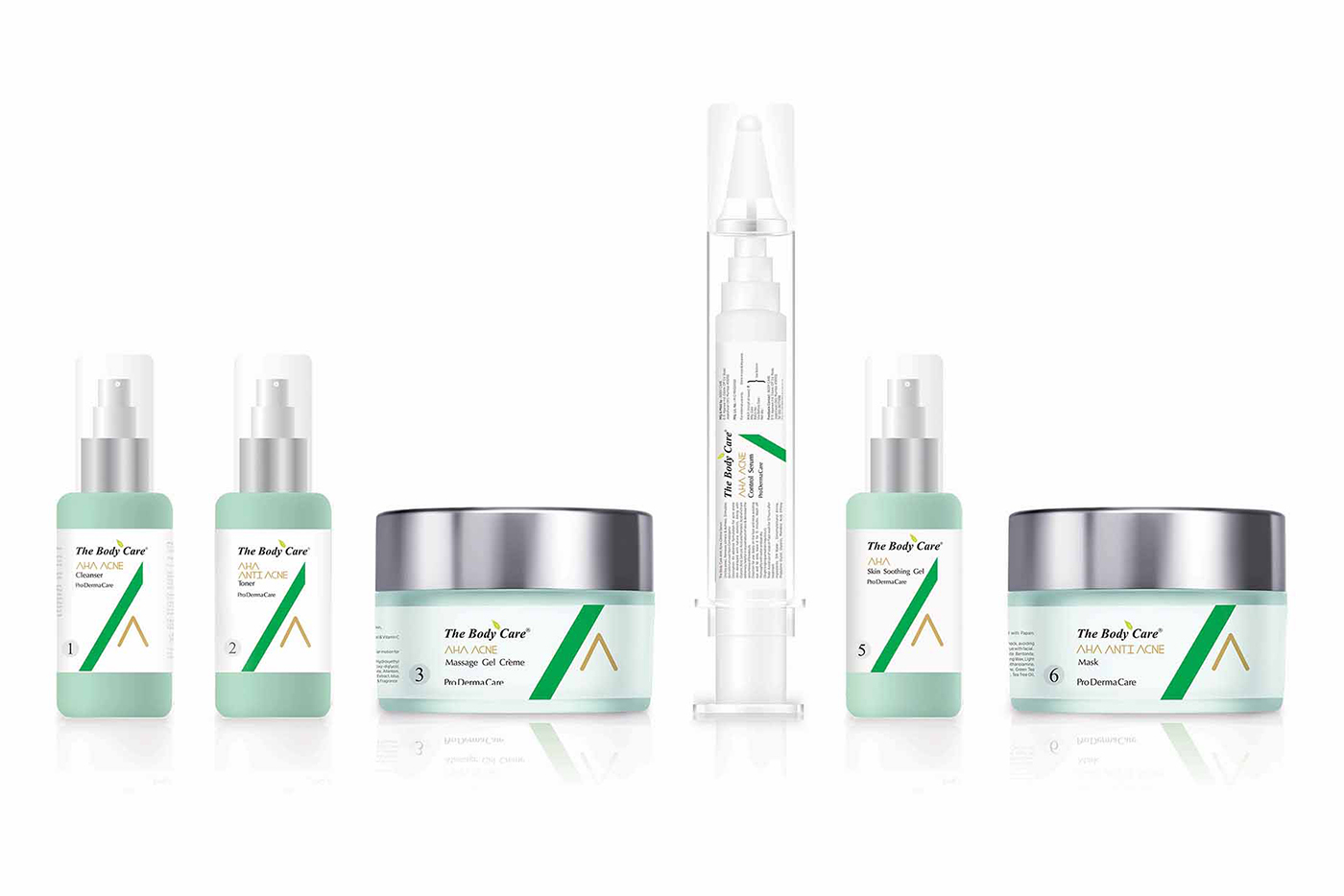 The Body Care AHA Acne Therapy Kit