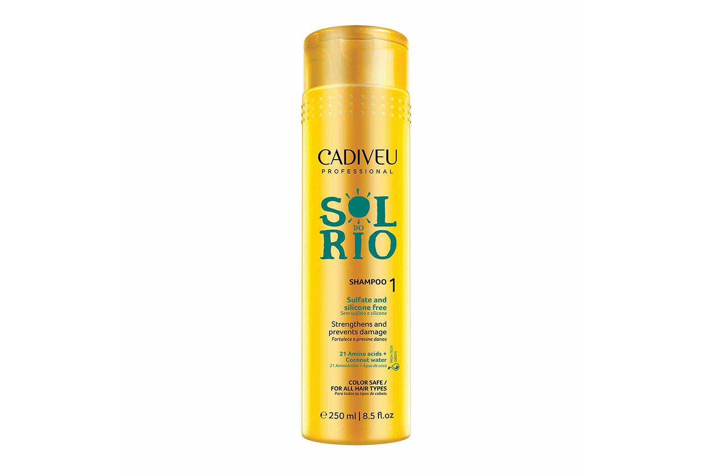 Cadiveu Sol Do Rio Shampoo
