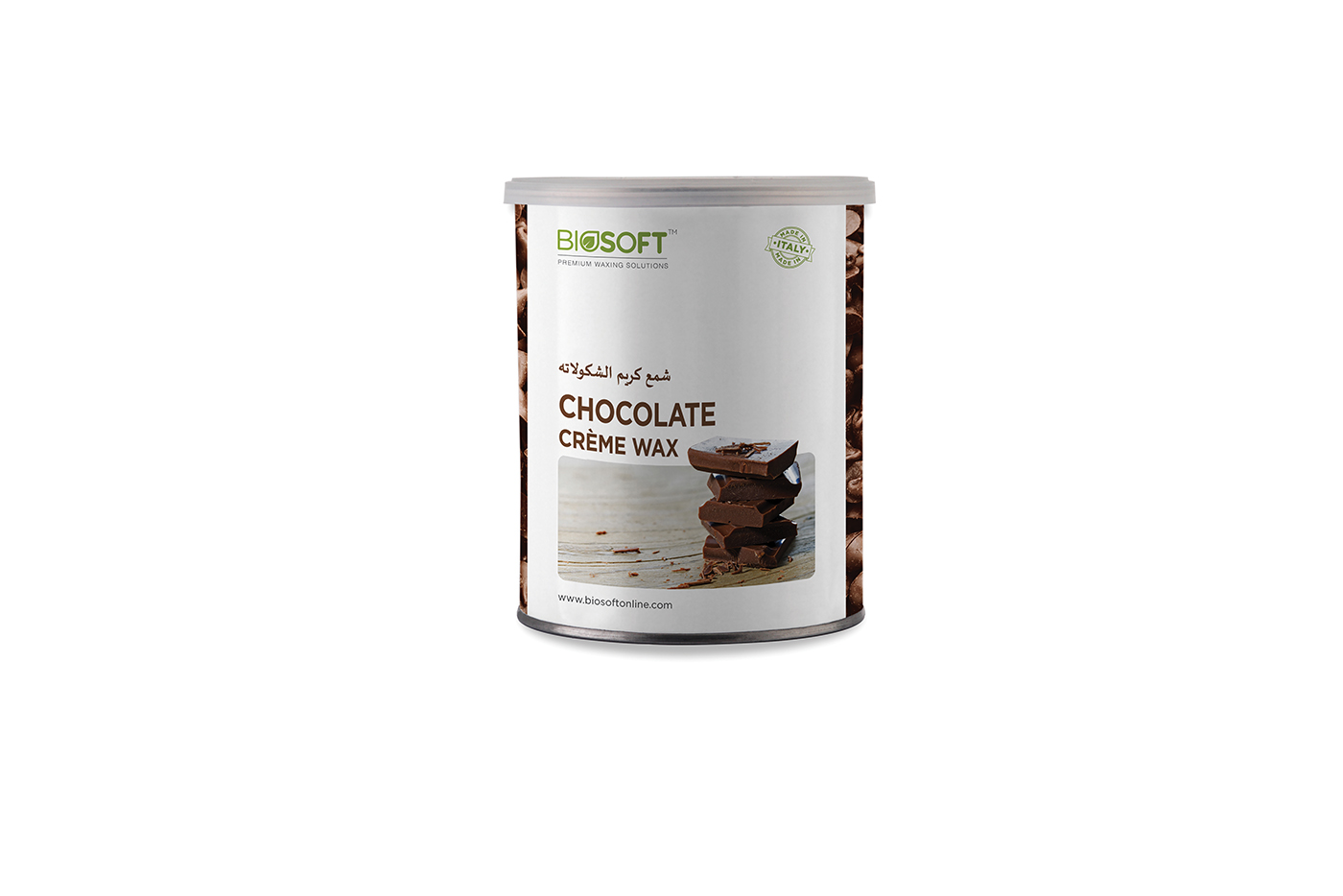 Biosoft Liposoluble Chocolate Crème Wax