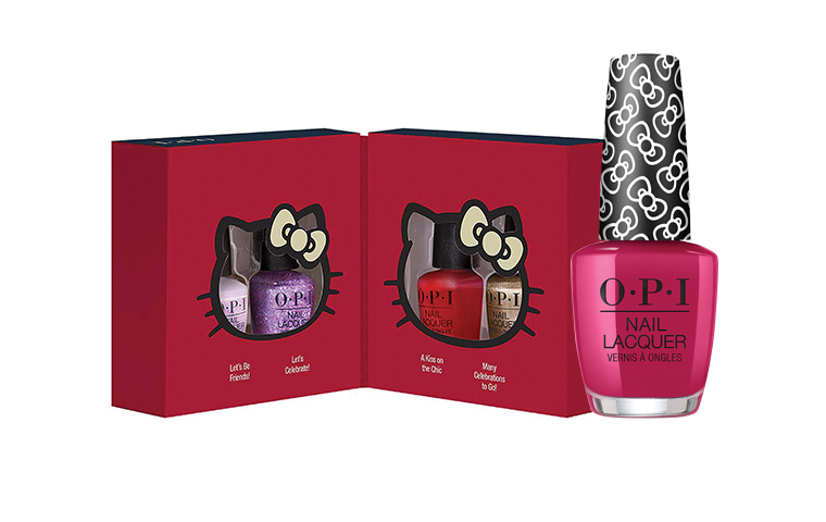 This holiday season, OPI's packaging surprised everyone by featuring this iconic character
