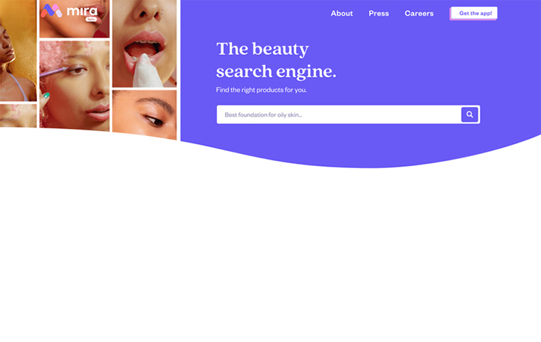 Unilever Ventures invests in new beauty search engine 'Mira'