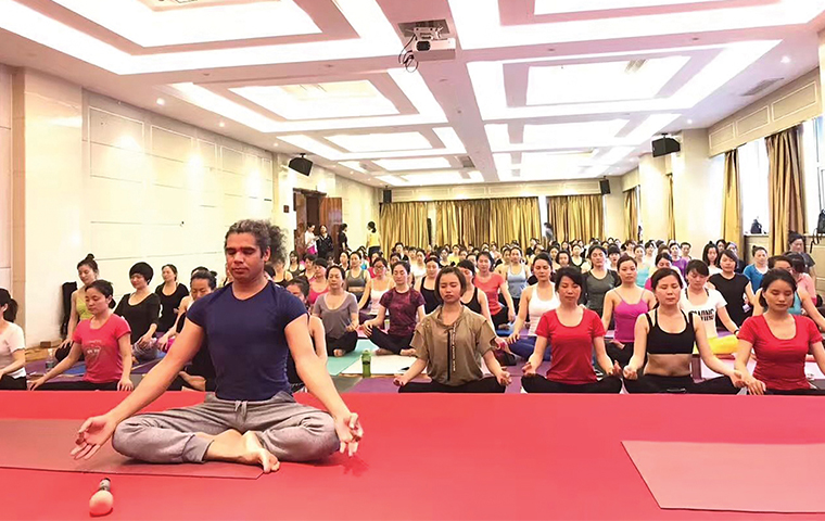 China's 'Sohan Yoga' to Invest In India
