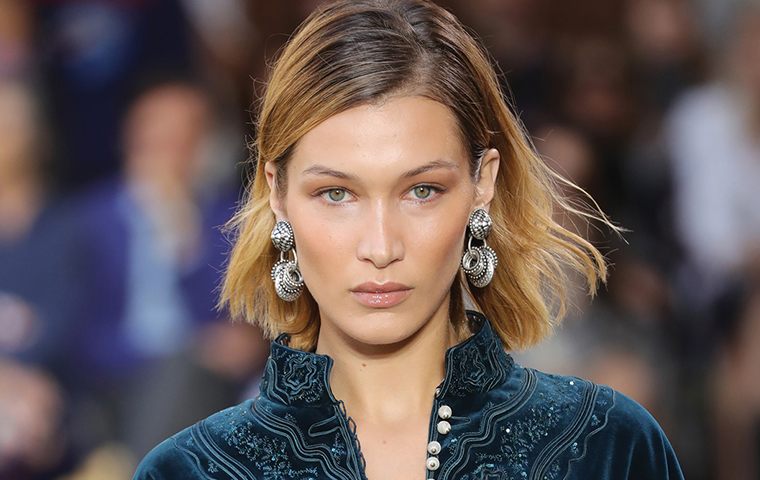 Supermodel Bella Hadid deemed most beautiful woman according to science