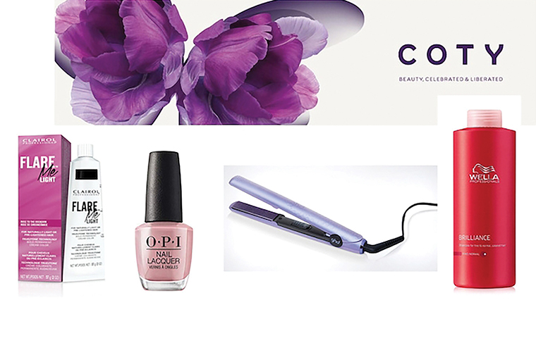 Coty to divest its professional beauty and hair business