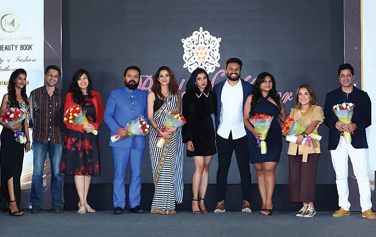 Make-up Maestros host Bengaluru's first Make-up Artists Expo!