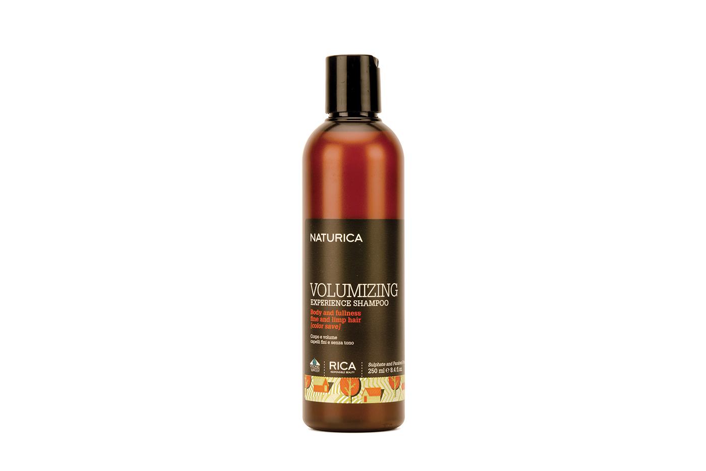 Naturica Volumizing Experience Shampoo