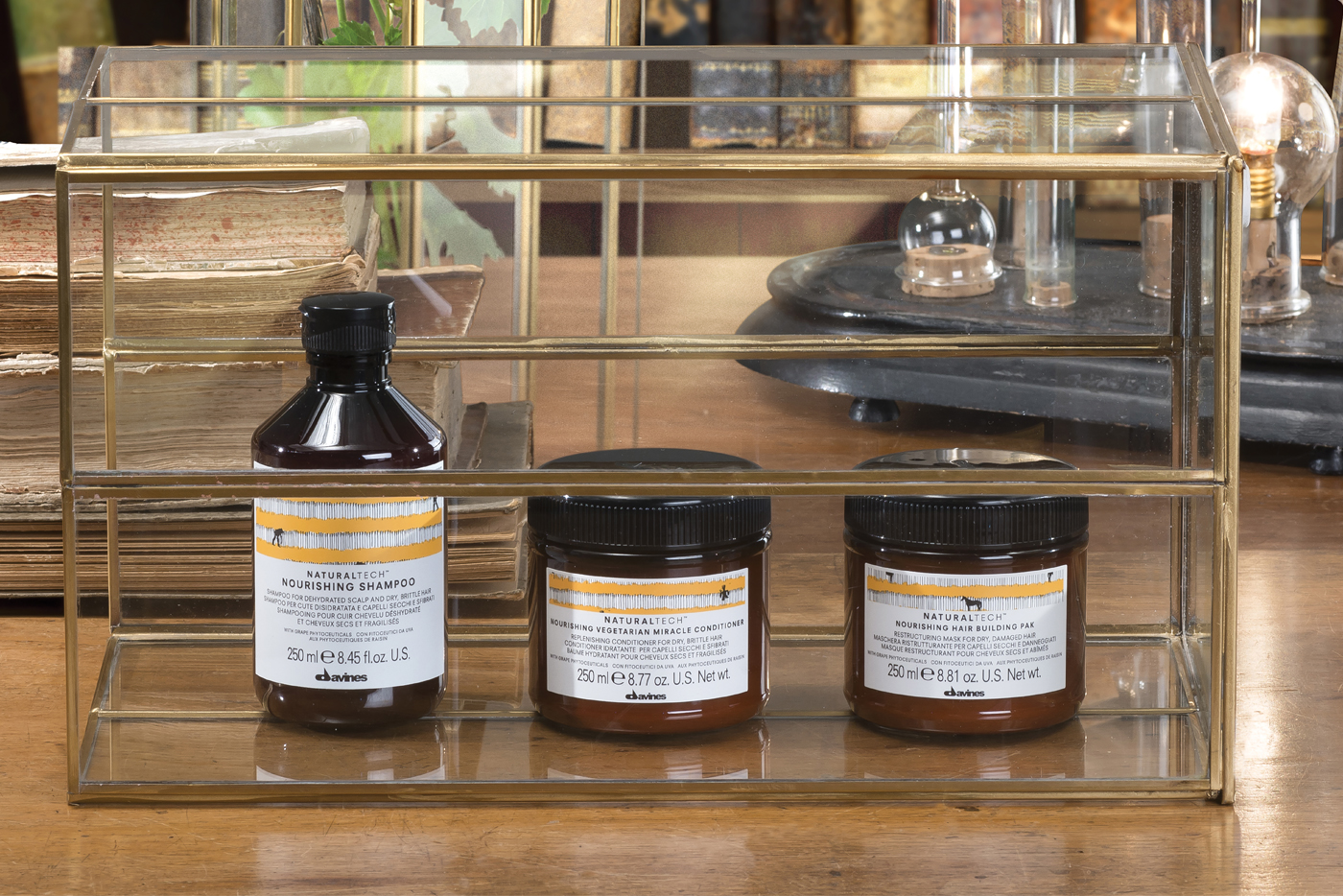Davines Natural Tech Nourishment Treatments