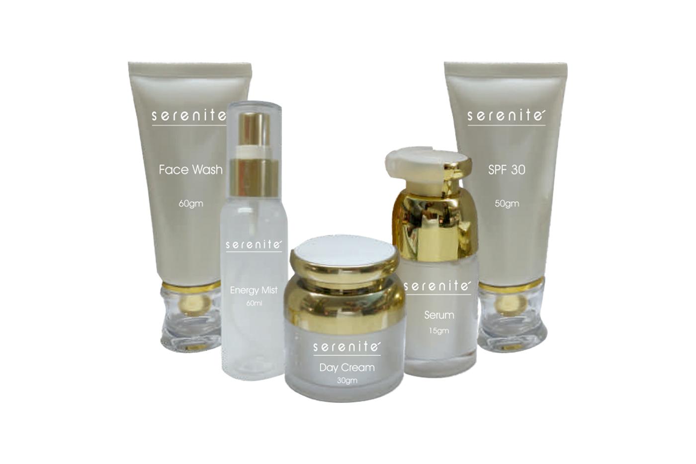 Serenite Ivory Home Care Kit