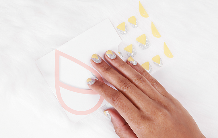 ManiMe uses 3-D imaging in their latest custom-fit stick-on nail venture