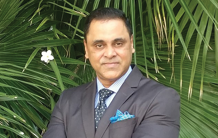 Nilesh Kantak appointed as the Spa Manager for The Leela, Mumbai