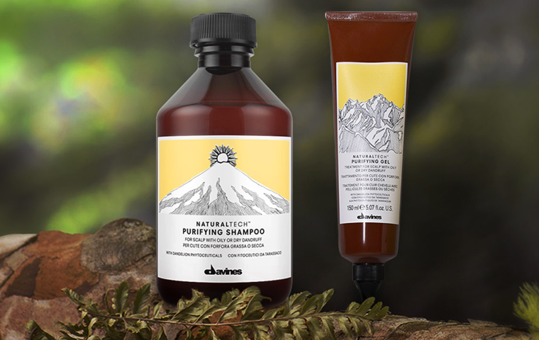 Davines brings dandruff solution for all your male clients