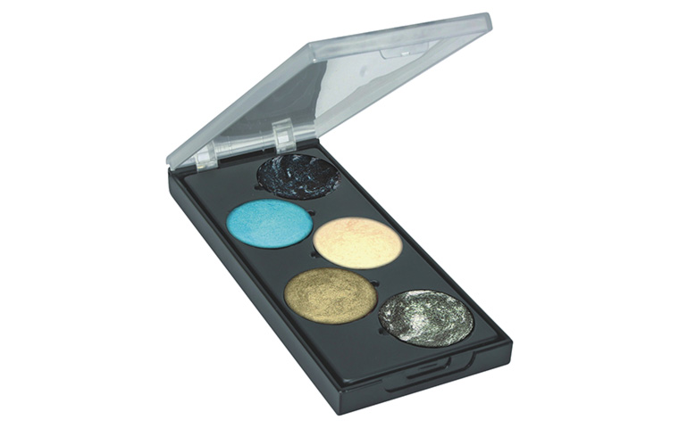 Make your client's eyes sparkle with Lumiere X Moondust Palette