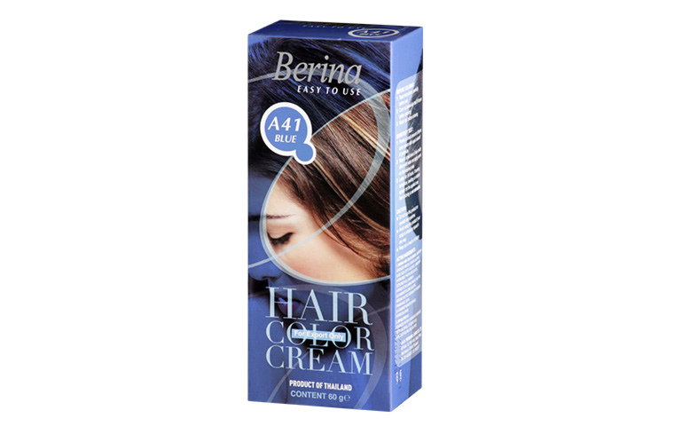 Berina Hair Colour Cream comes to every hairstylist's rescue