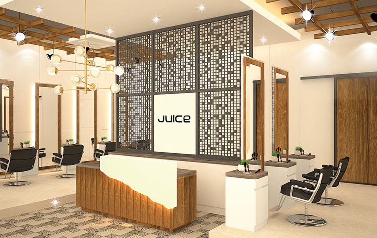 JUICE launches a new salon in Mumbai