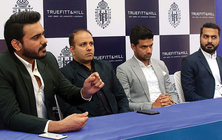Truefitt and Hill launched in Bhopal