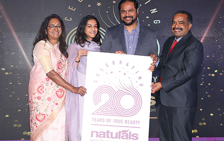 Naturals celebrates its 20th anniversary