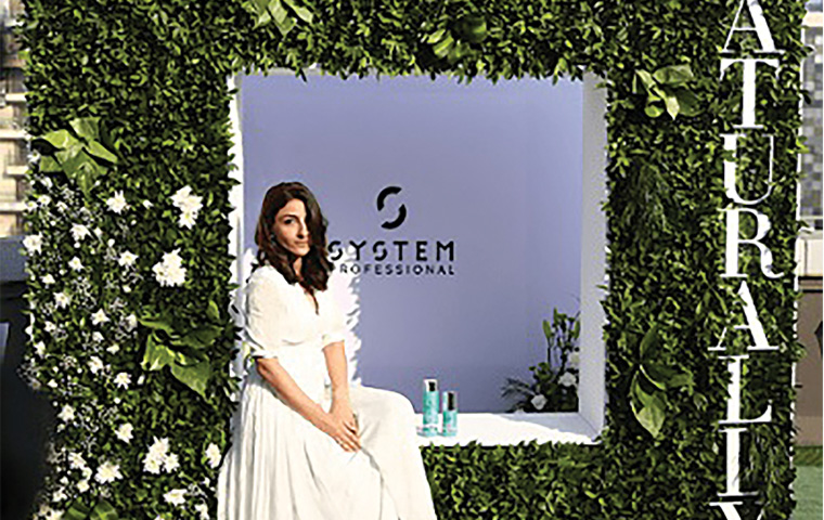 System Professional launches the INESSENCE with Soha Ali Khan