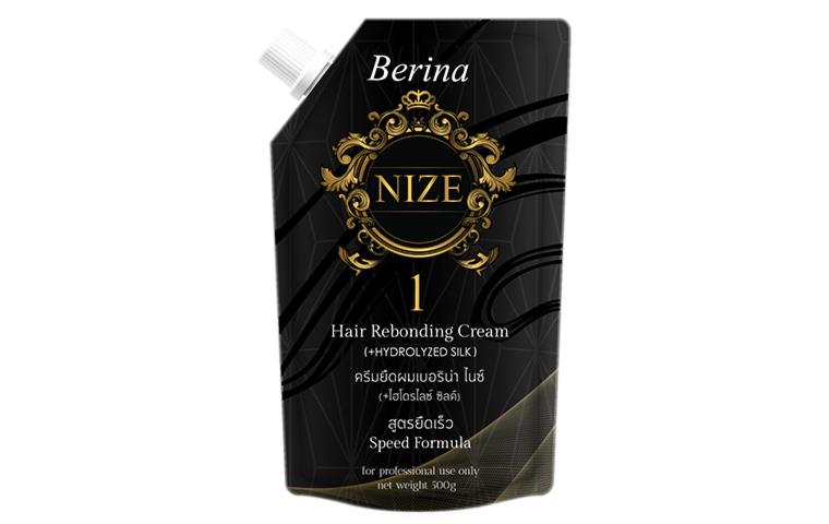 Berina Nize Hair Rebonding Cream