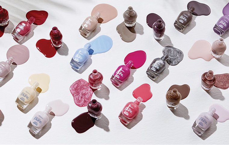 Sally Hansen launches 16 vegan nail polishes