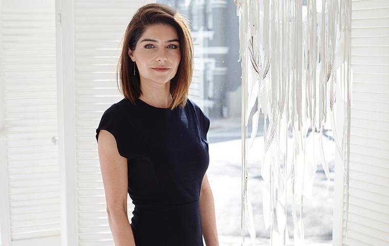 "Jocelyn Petroni introduces ""Clean Beauty Manicure"""