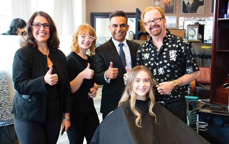Orane International launches first beauty school in Canada