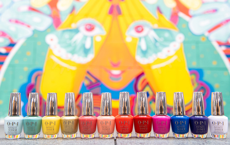Mexico City inspires OPI's Spring 2020 collection