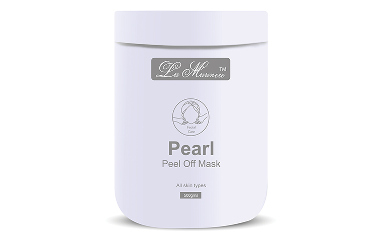 Get refreshing and energizing skin with Pearl Peel Off Mask