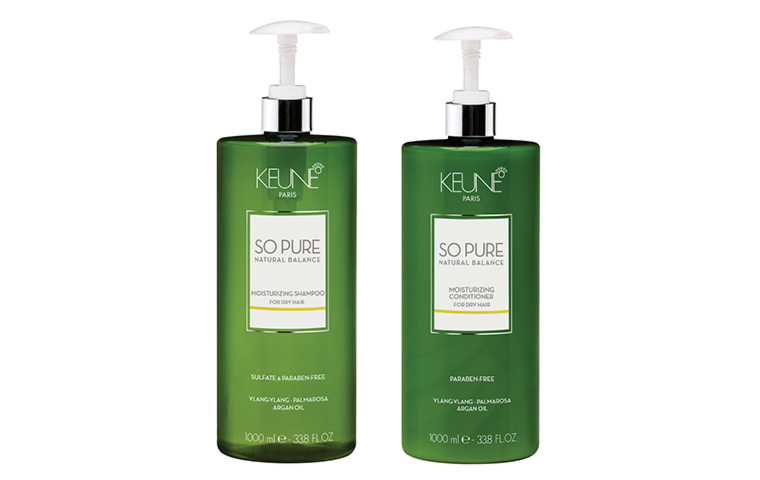 Say Yes to Sulphate and Paraben free products for healthy hair