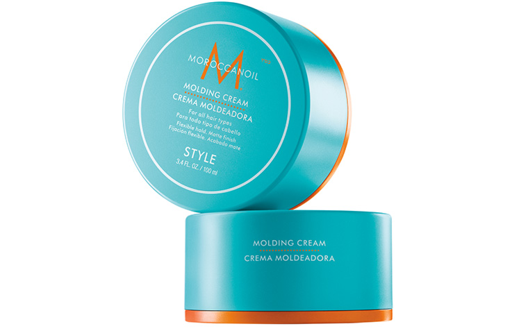 Get healthy-looking hair with Moroccanoil Molding Cream