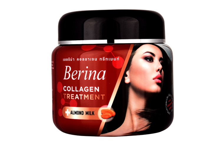 Strengthen and Protect Your Hair with Berina Collagen Treatment